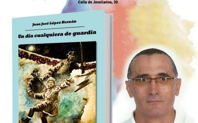 Firma de «Un día cualquiera de guardia», de Juan José López Hernán