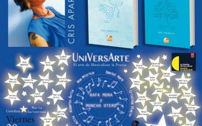 Cris Aparicio en UniVersArte