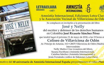 Presentación de la obra «José y Nelly»