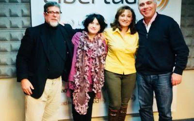 Entrevista a la escritora Mª Carmen Aranda