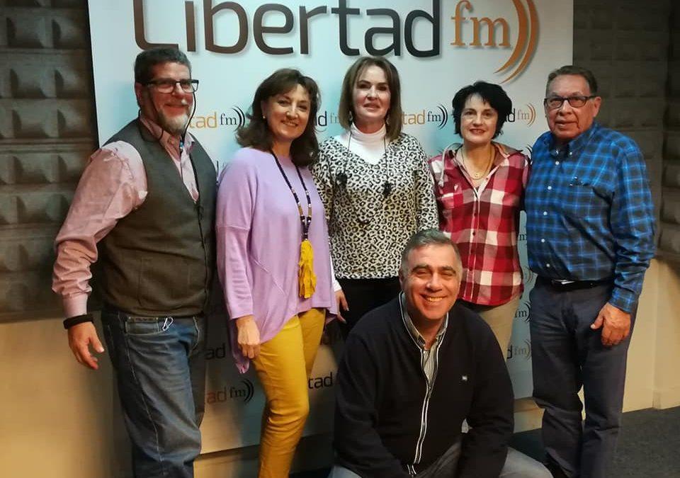 Entrevistamos a Julia Cortés Palma y el Dr. Antonio Marchal Ingrain