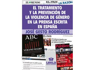 El tratamiento y  la prevención de la violencia de género en la prensa escrita en España